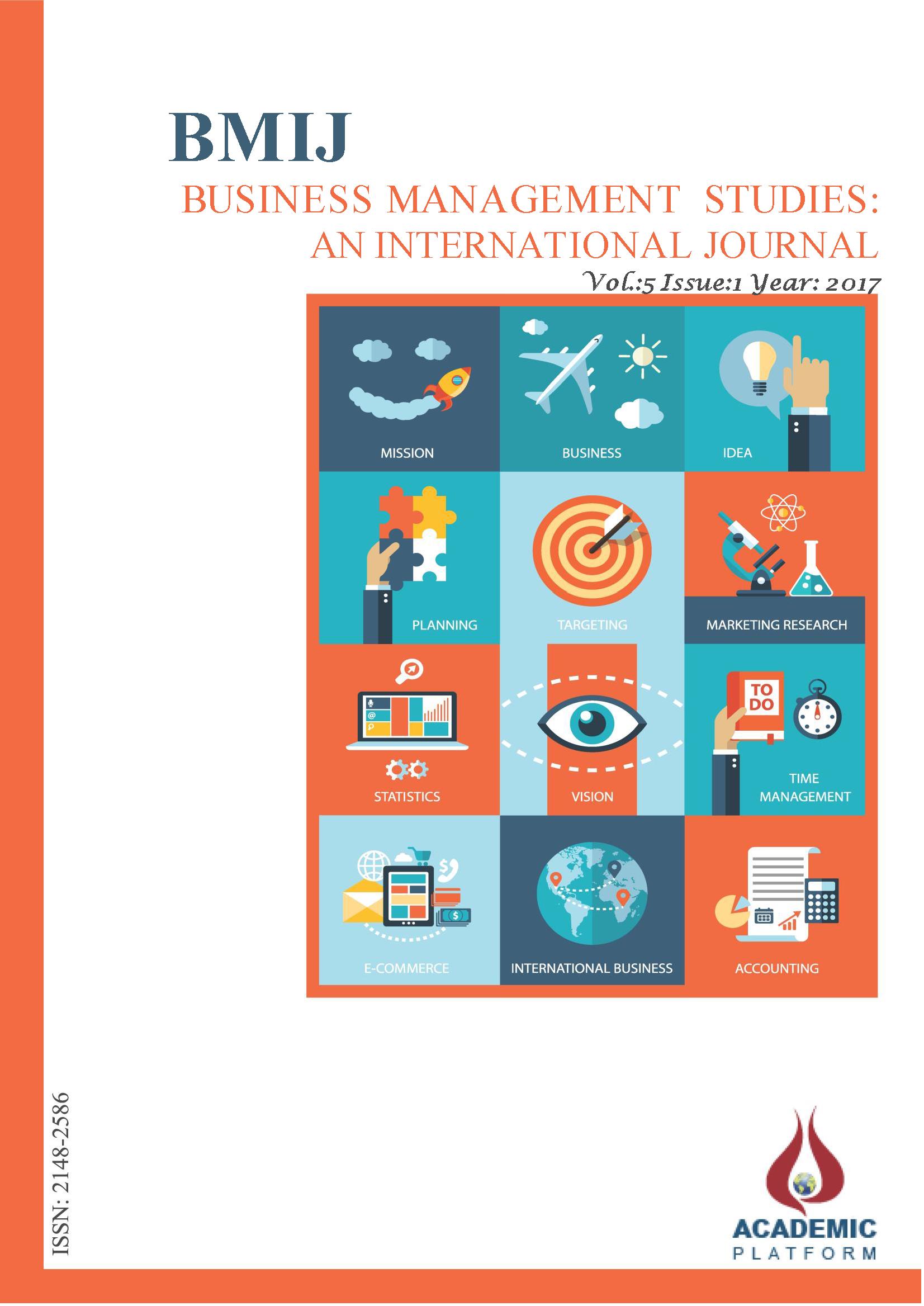 Archives   Business & Management Studies: An International Journal